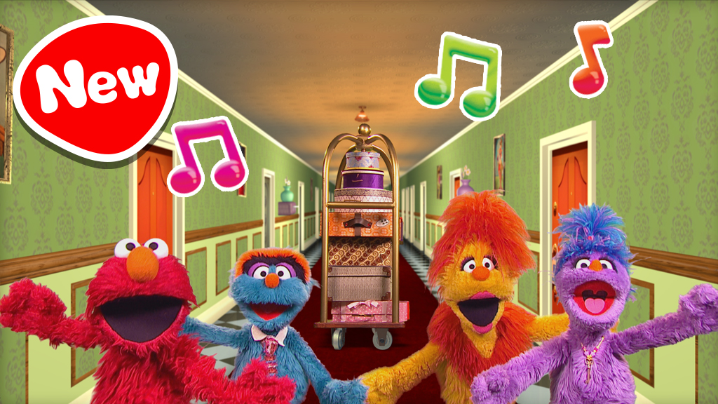 The Furchester Hotel - A Furchester Never Gives Up Song