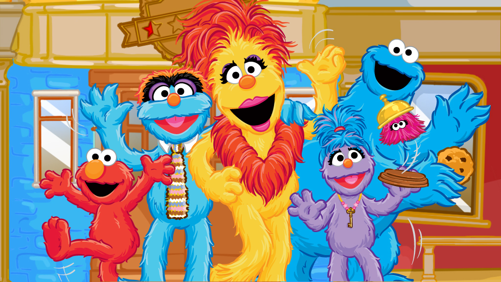 The Furchester Hotel - Fun at The Furchester Hotel Stepping Stones Online
