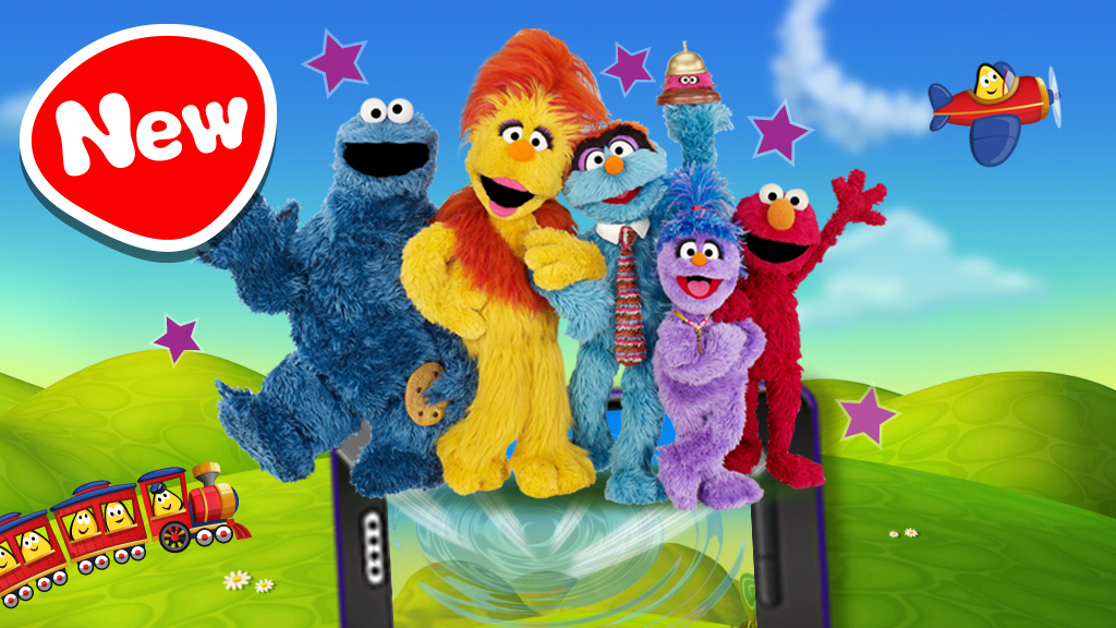 The Furchester Hotel CBeebies App Game