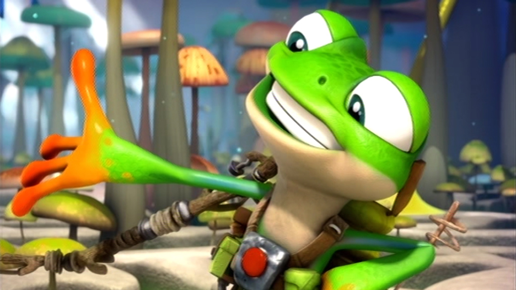 Tree Fu Tom - Sneak Peek