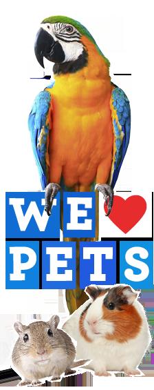 We Love Pets