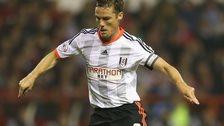 Fulham captain Scott Parker