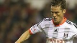 Fulham captain Scott Parker