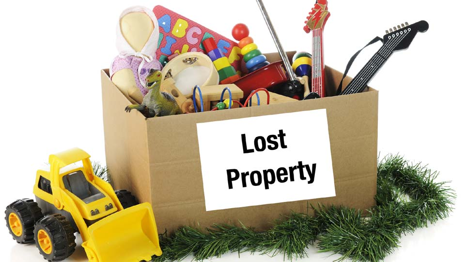 BBC School Radio: Something to think about - Lost and found
