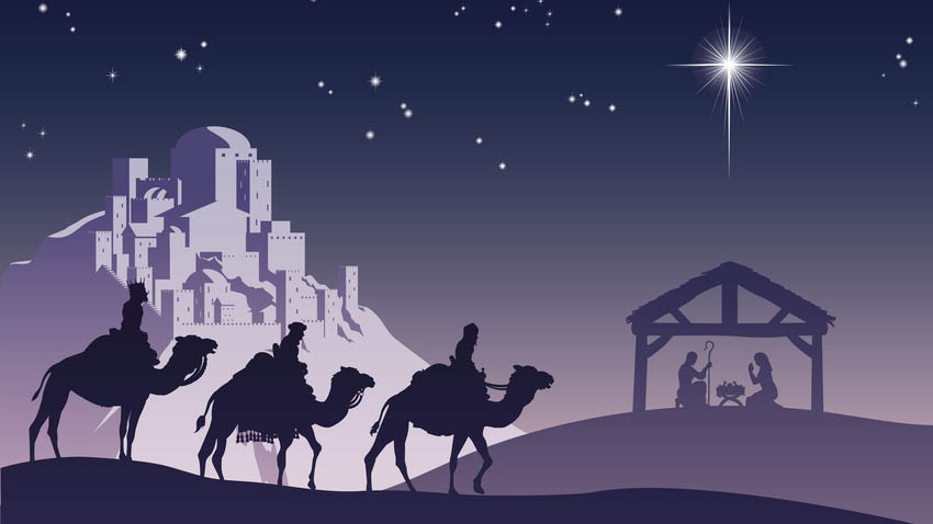 BBC School Radio: Something to think about - The Three Kings