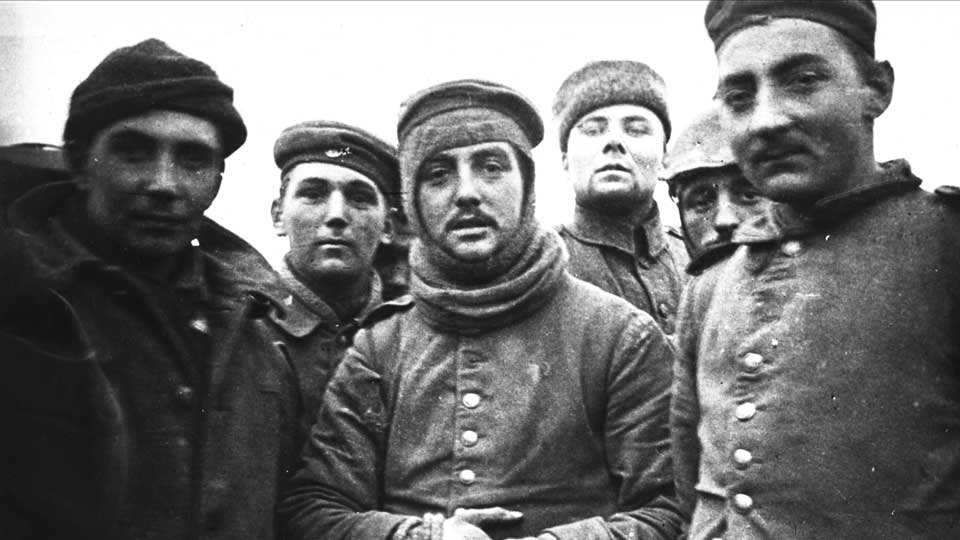 BBC School Radio: Collective Worship - Christmas Truce 1914