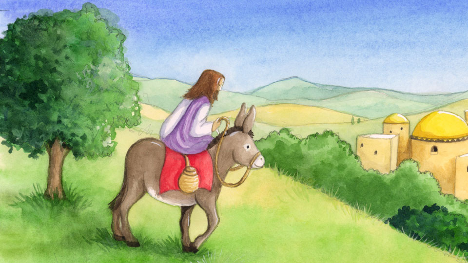 BBC School Radio: Collective Worship - Dan the donkey