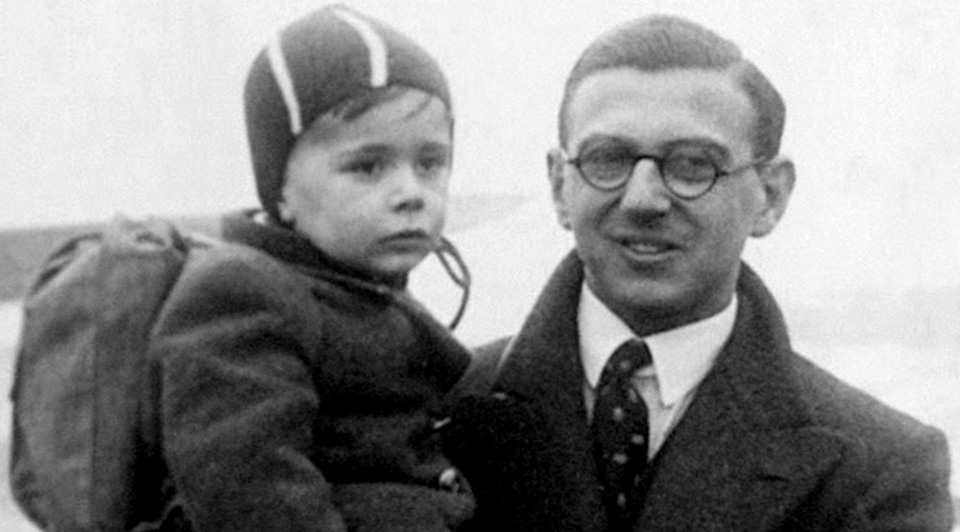 BBC School Radio: Sir Nicholas Winton - Part 1