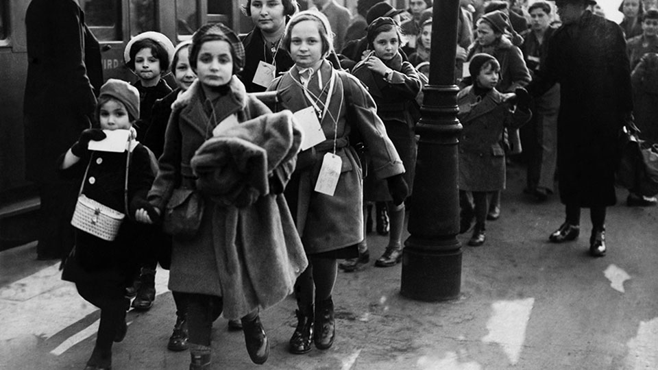 BBC School Radio: Collective Worship - Sir Nicholas Winton - Part 2: London
