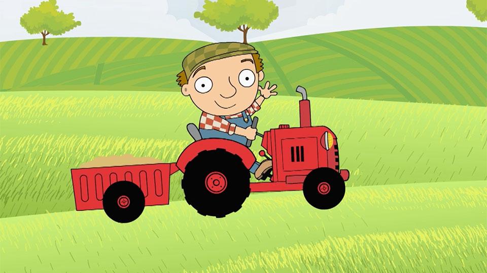 BBC School Radio: Nursery songs - Busy Farmer Ben