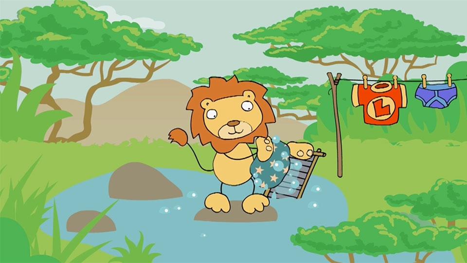 BBC School Radio: Nursery songs and rhymes - Down in the jungle