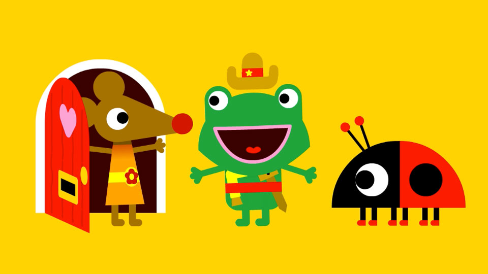 BBC School Radio: Nursery songs - Froggy went a-courting