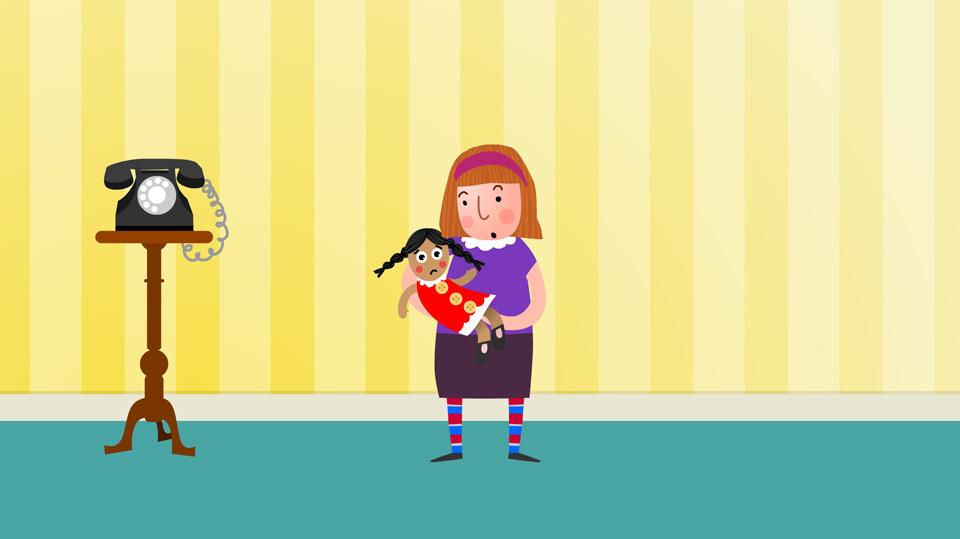 BBC School Radio: Nursery songs - Miss Molly had a dolly