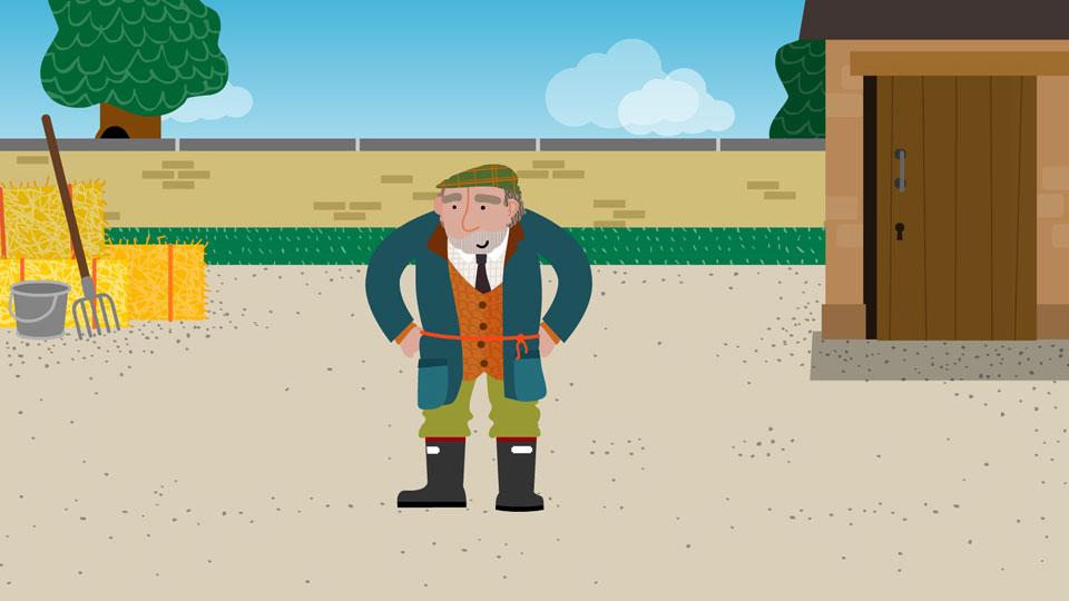 BBC School Radio: Nursery rhymes and songs - Old MacDonald had a farm