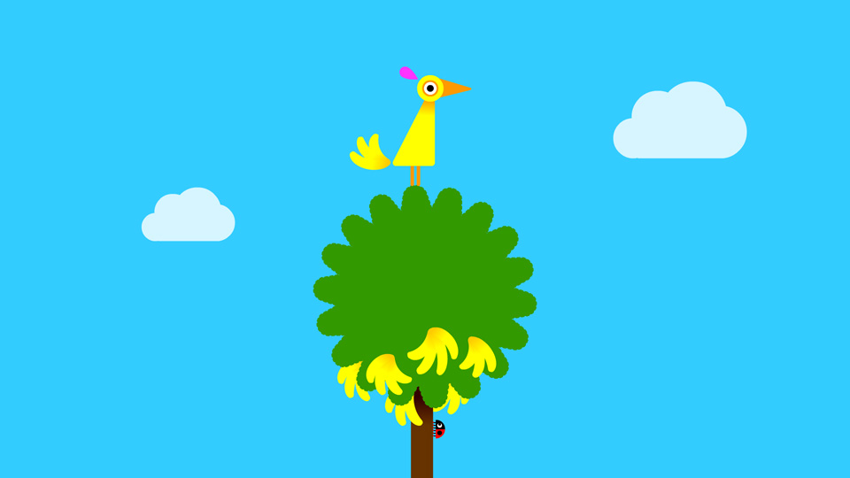 BBC School Radio: Nursery rhymes and songs - Yellow Bird