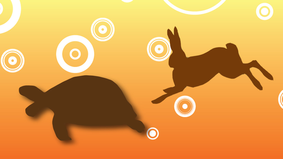 BBC School Radio: Aesop's Fables - The Hare and the Tortoise