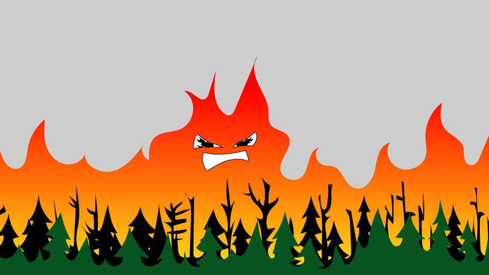 Bushfire Clipart Cliparts Galleries