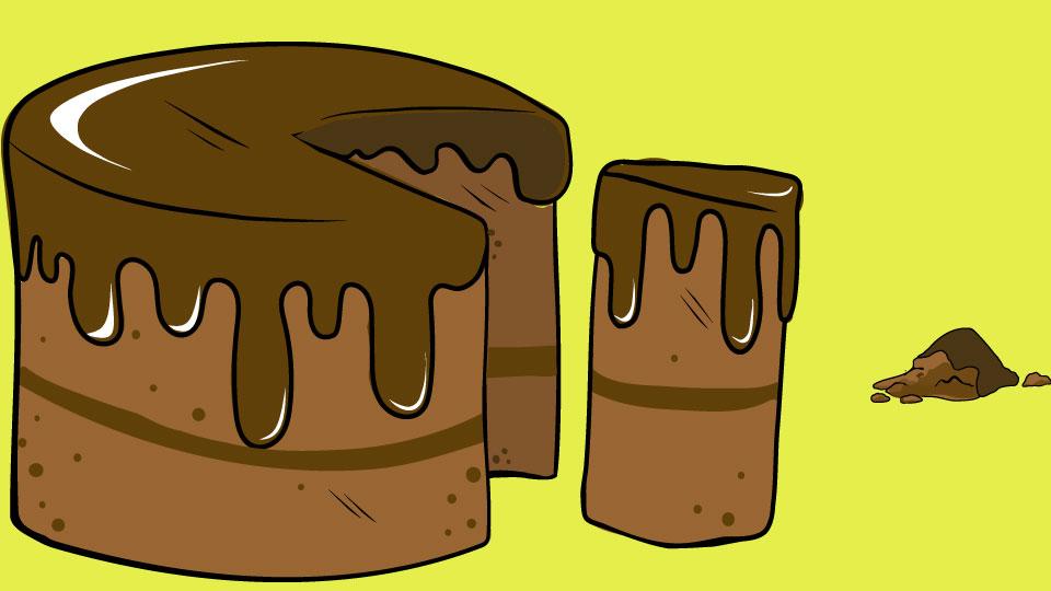 Chocolate Cake Song Bbc