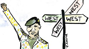 This week's ideas: The West, political satire and Nelson Mandela' image