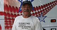 Rich Strezo, retired truck driver