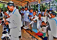 Falash Mura prayer meeting in Ethiopia