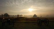 Sunrise in Gettysburg