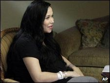 Nadya Suleman, mãe dos óctuplos