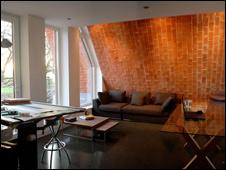Protótipo de casa verde (foto: Hawkes Architecture)