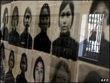 Nhà tù Tuol Sleng ở Phnom Penh