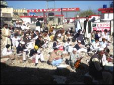 ینگورہ میں تباہ ہونے والے ایک سکول