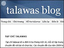 Trang Talawas
