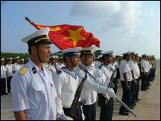 Bộ đội Việt Nam tại Trường Sa