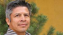 George Rivera, Govenor of Pojoaque Pueblo