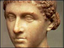 Busto de Cleopatra