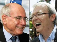 راد و هوارد نخست وزیر سابق