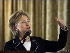 Hillary Clinton (arquivo)