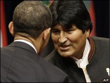 Obama-Morales