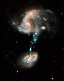 Foto: Nasa, Agência Espacial Europeia e Hubble Heritage Team (STScI/AURA)