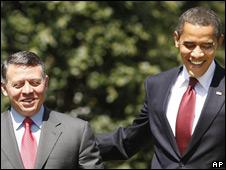 Reunión Obama-Abdullah