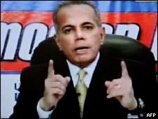 Manuel Rosales por TV