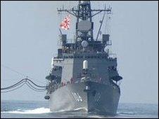 Tàu chiến của Nhật