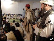 Reunião do Talebã em Buner, Paquistão