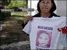 Madre de víctima exige justicia