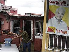 Propaganda electoral de Ricardo Martinelli en Panamá