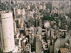 Prédios em São Paulo (arquivo)