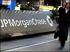 بانک جی پی مورگان چیس