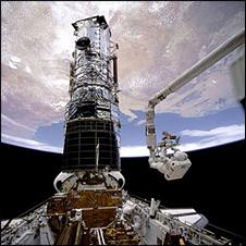 Servicio al Hubble (NASA)