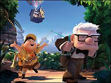 """Imagen de """"Up"""", cortesía de Disney-Pixar."""