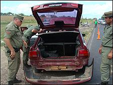 Miembros de la Gendarmería Nacional Argentina / Foto: Gendarmería Nacional Argentina