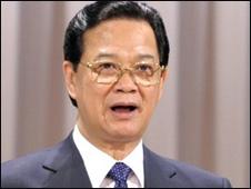 Thủ tướng Nguyễn Tấn Dũng thăm Trung Quốc giữa tháng 10